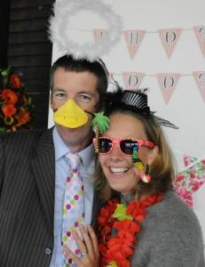 ian & ellie wedding