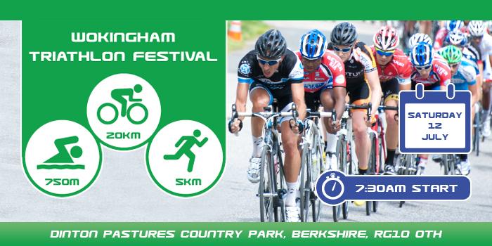 Wokingham Triathlon Festival