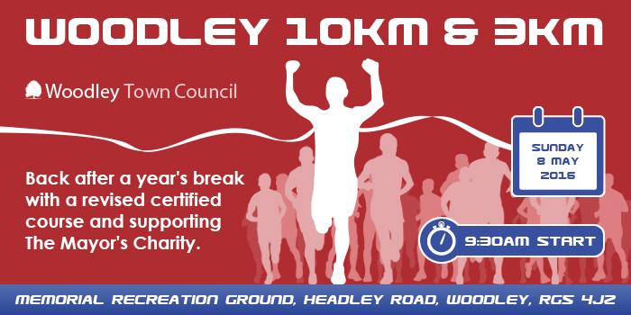 Woodley 10km