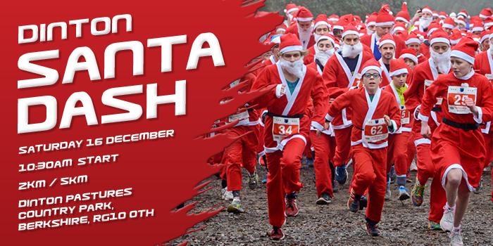 Dinton Santa Dash