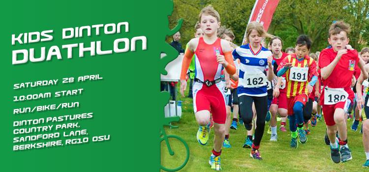 Dinton Kids Duathlon