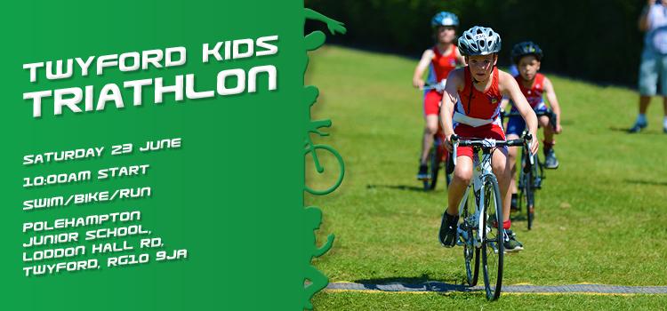 Twyford Kids Triathlon